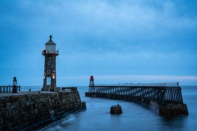 Whitby photography spots - Whitby East Pier