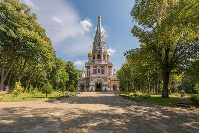 Russian Church in Shipka