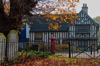 images of London - The Ancient House, Walthamstow Village