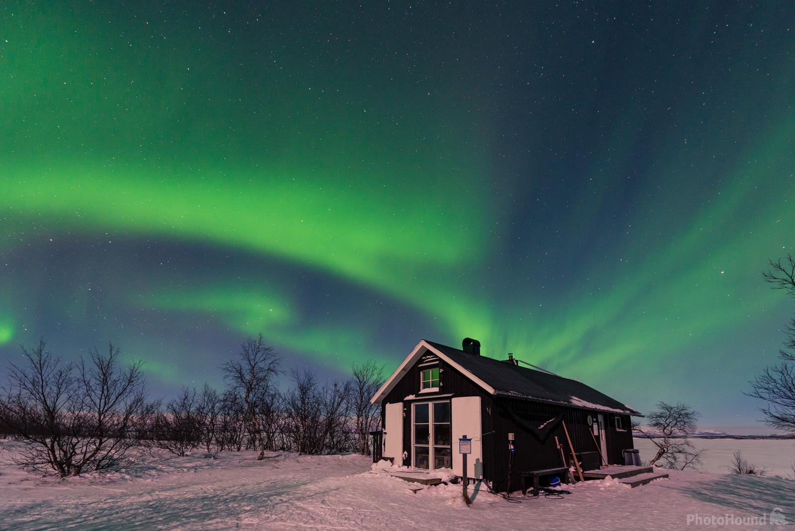 Northern Lights at Abisko National Park