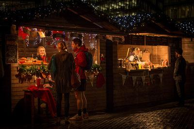 photos of London - Christmas By The River, London Bridge City