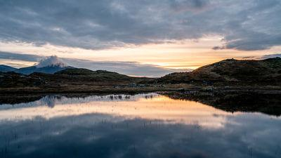 Photo of Uig tarn - Uig tarn