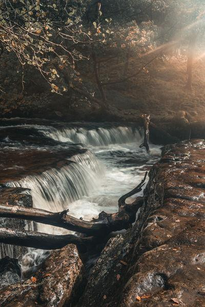 photography spots in South Wales - Pontneddfechan - Four Waterfall Walk