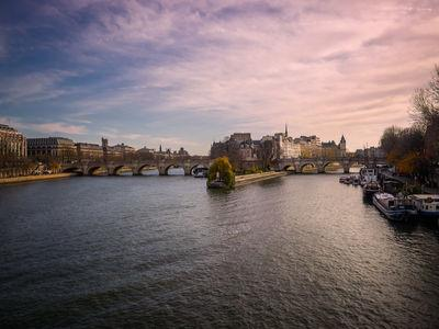 Ile De France photo spots - Pont des Arts