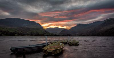 photo locations in North Wales - Llyn Nantlle
