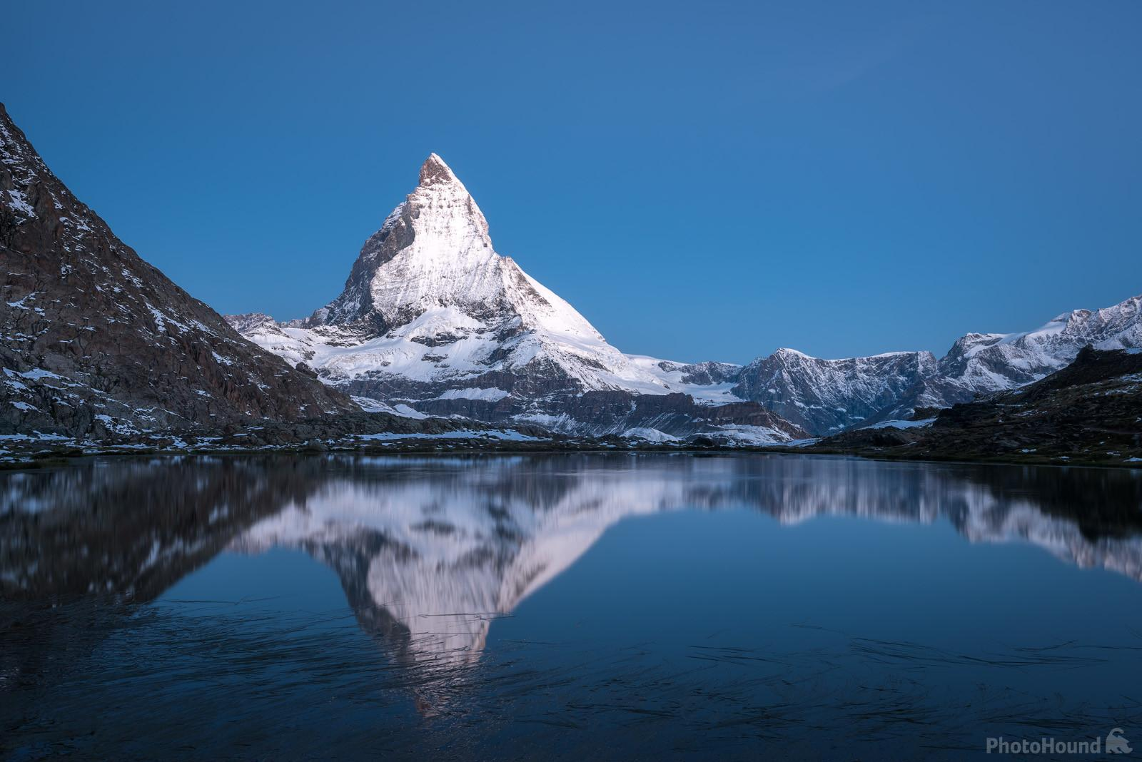 Blue Hour at Riffelsee