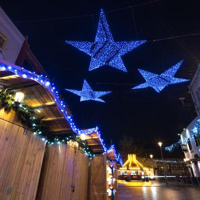 pictures of South Wales - Cardiff at Christmas