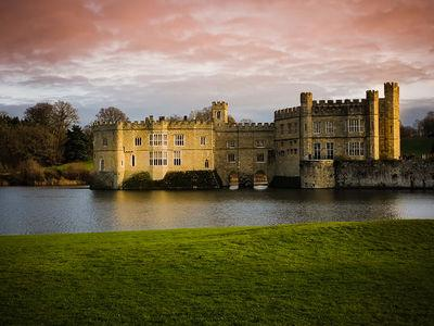 Kent photography spots - Leeds Castle