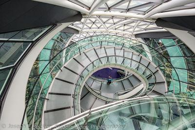 pictures of London - City Hall - Tour