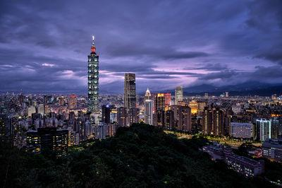 photography locations in Taiwan - Elephant Mountain