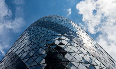 photos of London - The Gherkin