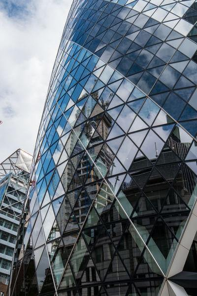 images of London - The Gherkin
