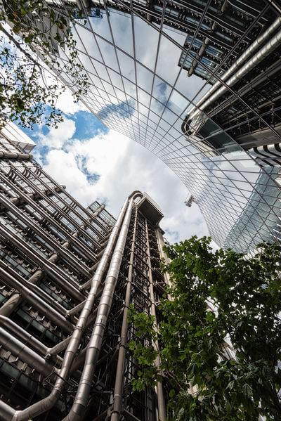 photos of London - Lloyd's Building