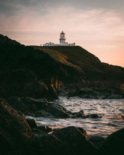 images of South Wales - Strumble Head Lighthouse