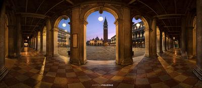 Venice photography locations - Piazza San Marco