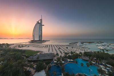 photography locations in Dubai - Jumeirah Beach Hotel