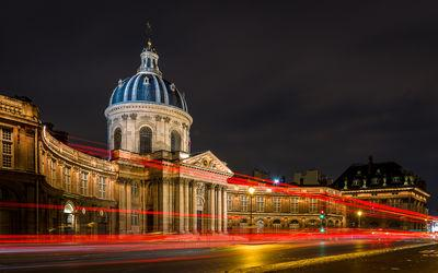 Ile De France photo spots - Institut de France at Paris