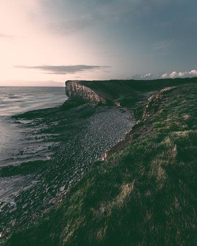 South Wales photo spots - Nash Point