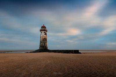 North Wales photo locations - Talacre Lighthouse
