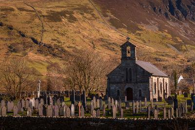 North Wales photography locations - St. Garmon's Church