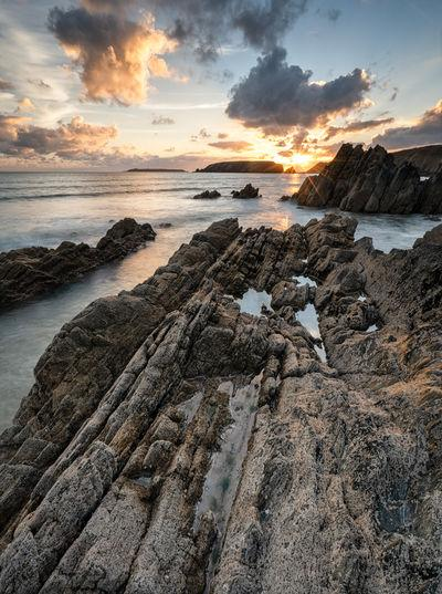 images of South Wales - Marloes Sands