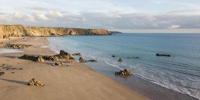 photo locations in South Wales - Marloes Sands