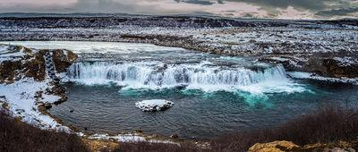 Iceland photography locations - Faxifoss Waterfall