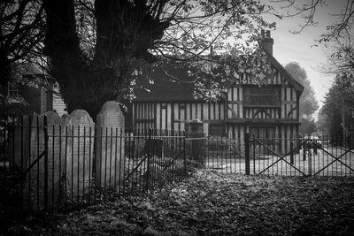 pictures of London - The Ancient House, Walthamstow Village