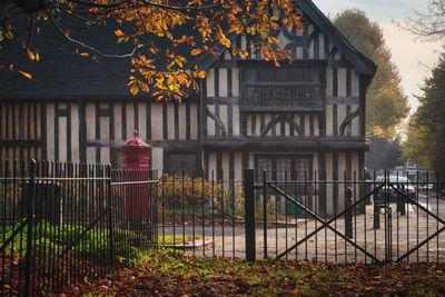 photos of London - The Ancient House, Walthamstow Village