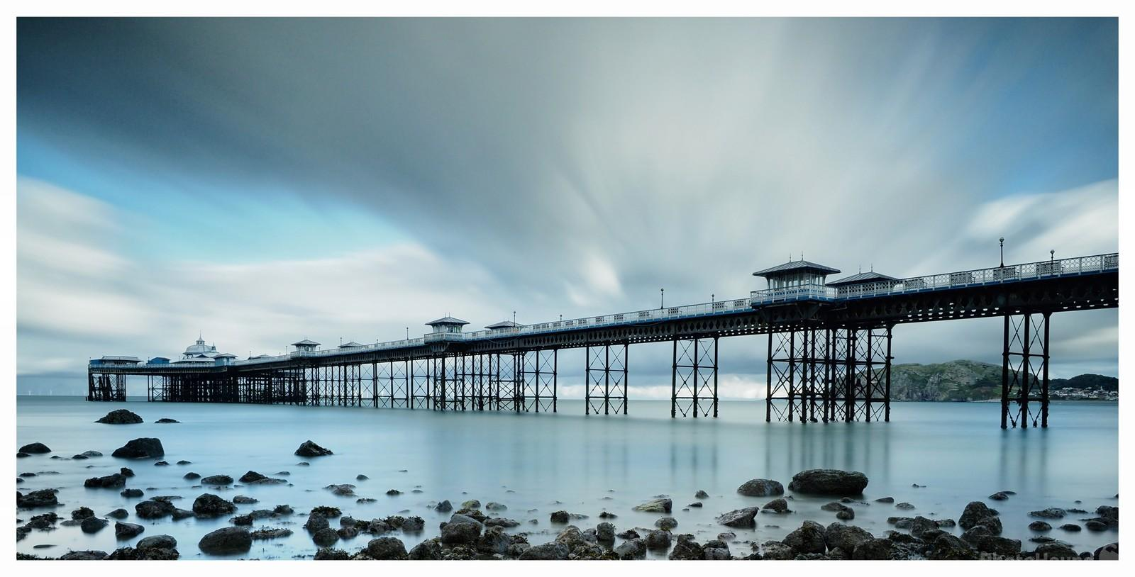 Image of Llandudno Pier by Paul Ashton