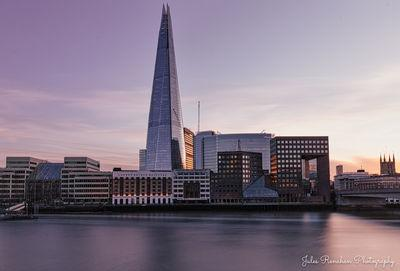 photos of London - London Bridge- viewing platform