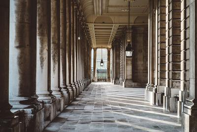 photos of London - The Old Royal Naval College, Greenwich