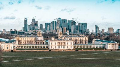 pictures of London - Royal Greenwich Observatory Lookout