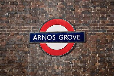 images of London - Arnos Grove Station