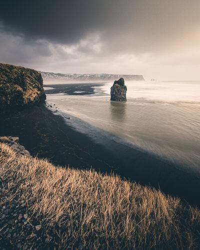 photo locations in Iceland - Dyrhólaey East Viewpoint