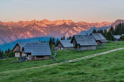 images of Triglav National Park - Planina Zajamniki
