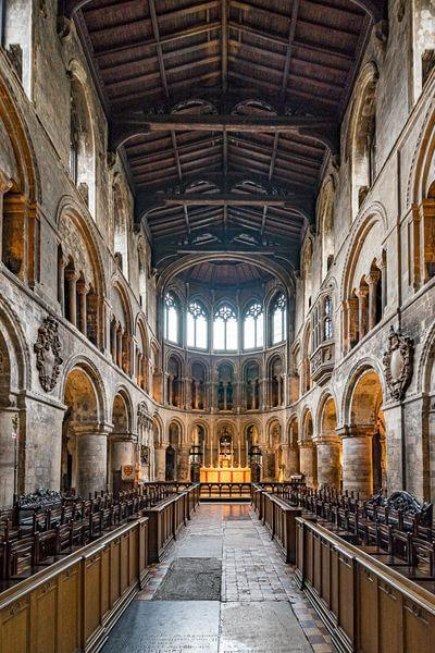 pictures of London - St Bartholomew the Great