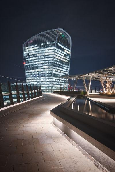 pictures of London - 120 Fenchurch Street Roof Garden