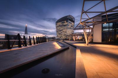 images of London - 120 Fenchurch Street Roof Garden