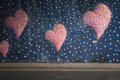 pictures of London - London Bridge Attacks Memorial Mural