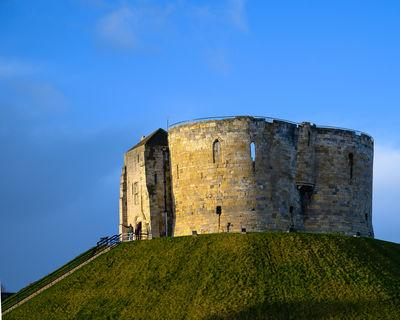 England instagram locations - Clifford's Tower - Exterior