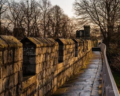 England photography spots - City Walls, York Minster