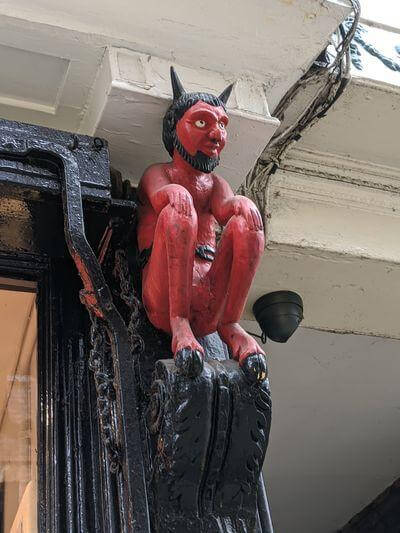 The Stonegate Devil, York