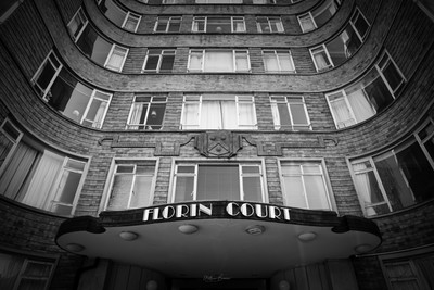 pictures of London - Florin Court