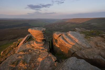 photography locations in Derbyshire - Fairbrook Naze