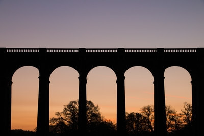 photo spots in England - Ouse Valley Viaduct