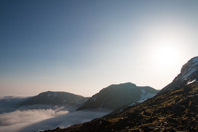 England photography locations - Scafell Pike, Lake District