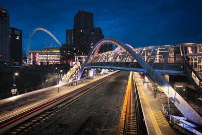 photos of London - Wembley Stadium Station