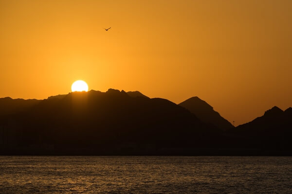 Sunset Cruise in Muscat