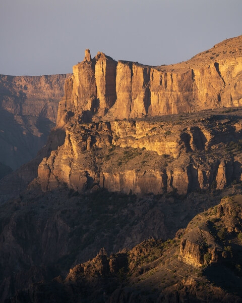 Diana's Viewpoint, Jebel Akhdar
